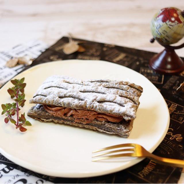 画像: チョコ祭り!第2弾・セブンイレブン・カカオ香るチョコホイップパイ