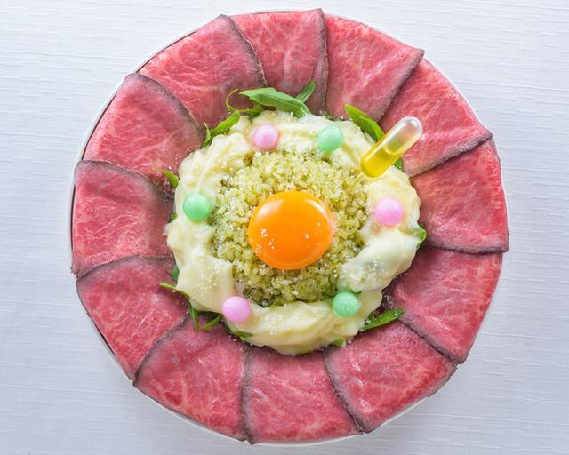 画像: かんぽ生命×食べあるキング×シアターテーブル コラボメニュー販売中@渋谷ヒカリエ