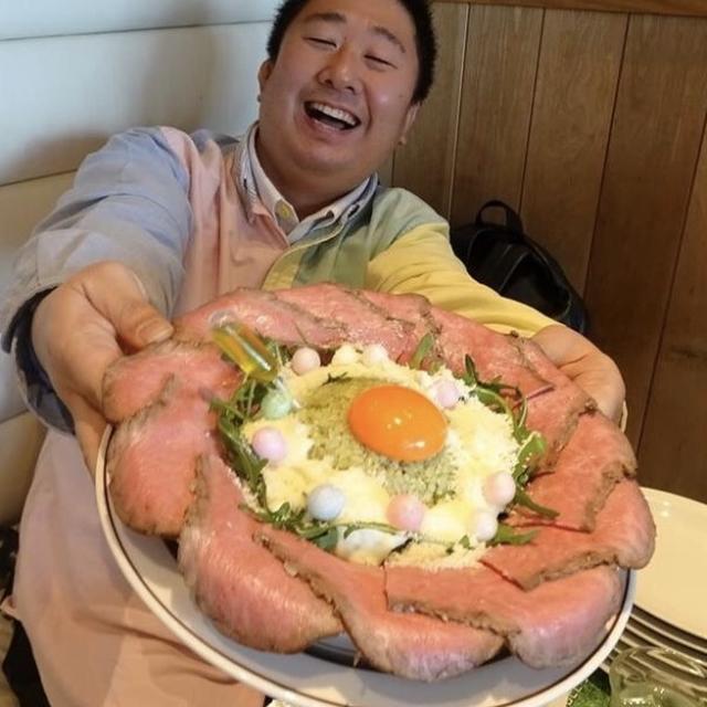 画像: 【食レポ】フォトジェ肉!ローストビーフ丼2018