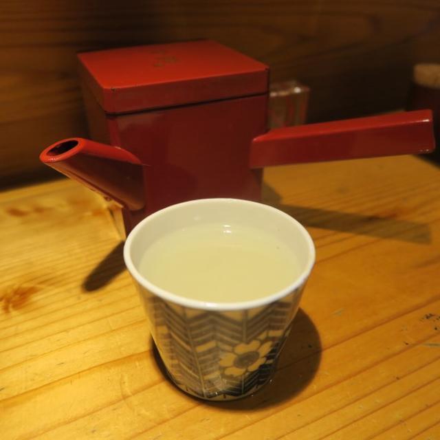 画像: おそばの甲賀(西麻布/ウニ蕎麦)