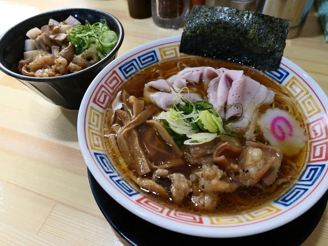 画像: 住道の人気ラーメン店が移転し、北新地の人気カレーがその横で復活! 東大阪市 「麵や 清流」「りんりん」