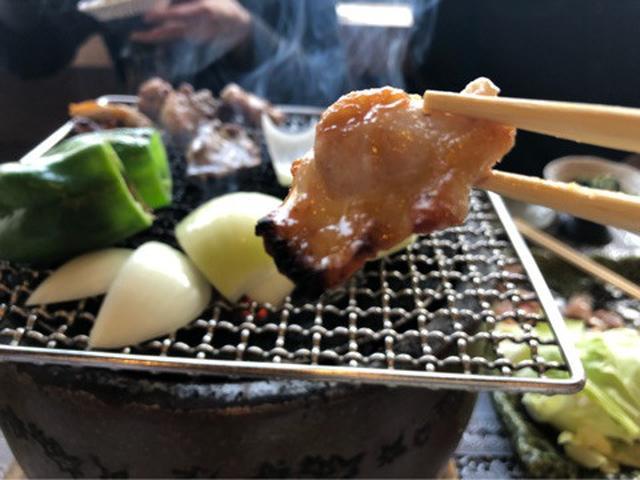 画像: 1ふるさと納税日本一!都城へ。「松葉ごろん亭」で「地頭鶏(じどっこ)」地鶏焼きを堪能