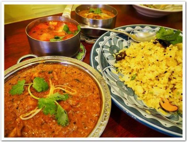 画像: カレーですよ4401(千葉検見川 印度料理シタール)始動「印度料理シタールβ」