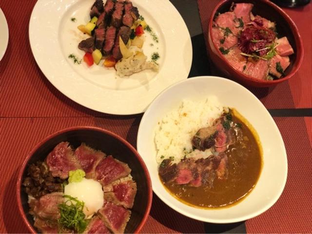 画像: 里井真由美『⑥おいしい「くまもと あか牛」。「あか牛ダイニング yoka yoka」で ローストビーフ丼など』