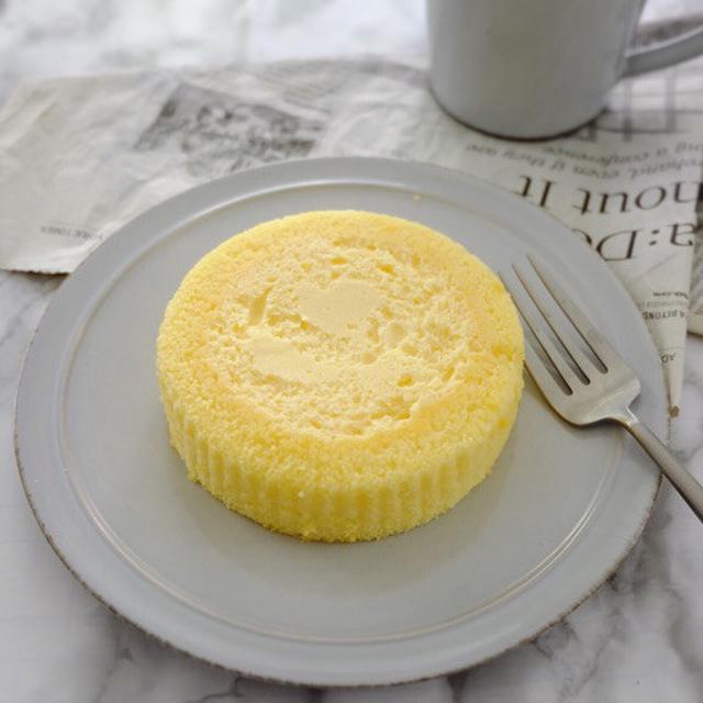 画像: UchiCafe' SWEETS × 八天堂・カスタードくりーむロールケーキ