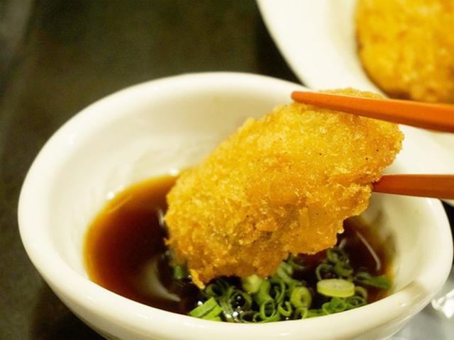 画像: 【福岡】魚定食の美味しいお店のカキフライ♪@梅山鉄平食堂