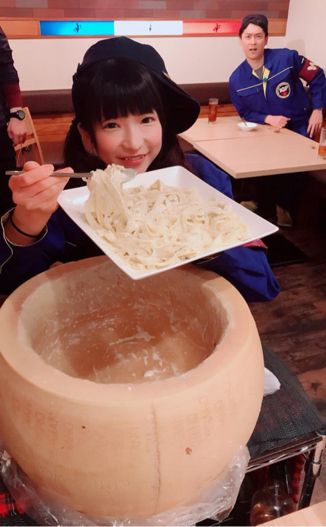 画像: チーズフォンデュピッツァ♡