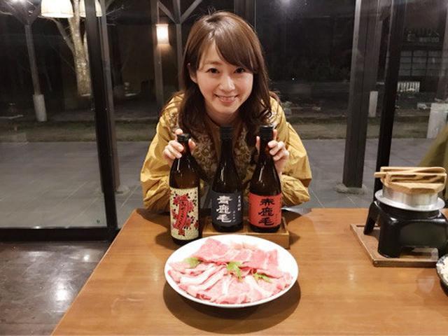 画像: 食べあるキング/宮崎都城遠征 宮崎牛のすき焼き!常盤荘別邸 霧島津
