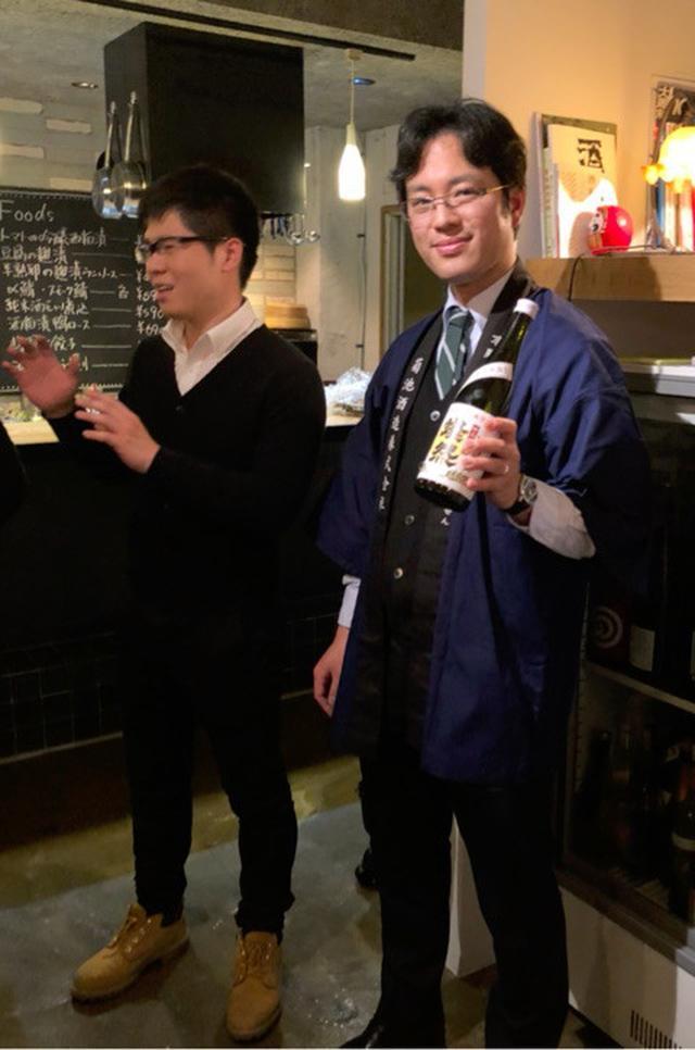 画像: 酒米を食べ比べ☆