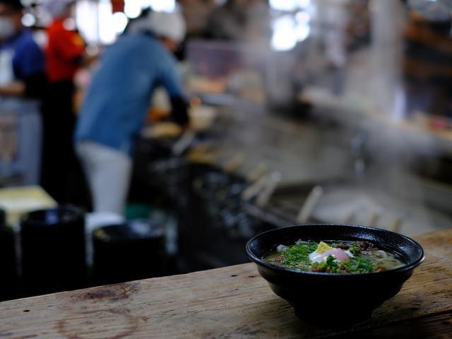 画像: 「宮崎・都城 ふたみうどん研究所 すじうどん、野菜天ぶっかけうどん」