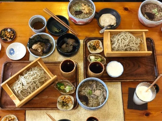 画像: 里井真由美『②おいしい都城「がまこう庵」で手打ちそば』