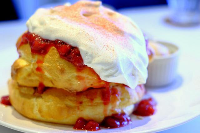 画像: 「宮崎・都城 ジェラテリア フェリーチェのパンケーキ、ミルクハウスのクレープ」 | じぶん日記