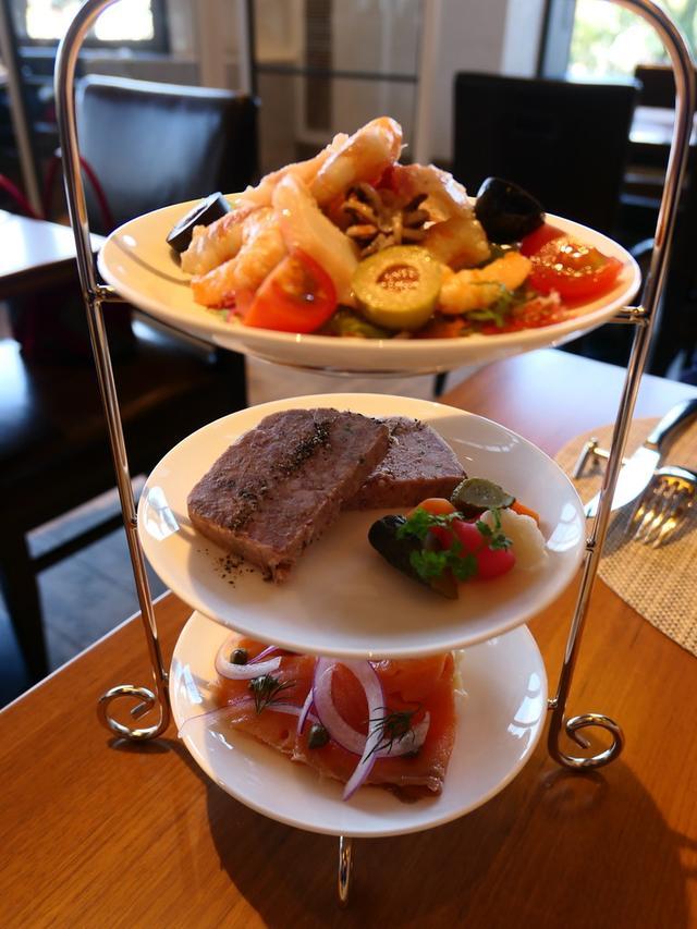 画像: ニューオープンの居心地抜群のレストランで帝国ホテルの歴史ある洋食メニュー 帝国ホテル大阪 「カフェ クベール(CAFÉ COUVERT)」