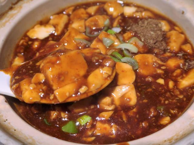 画像: 激辛麻婆豆腐もあるよ~!西安料理 張家(ちょうや) 恵比寿店