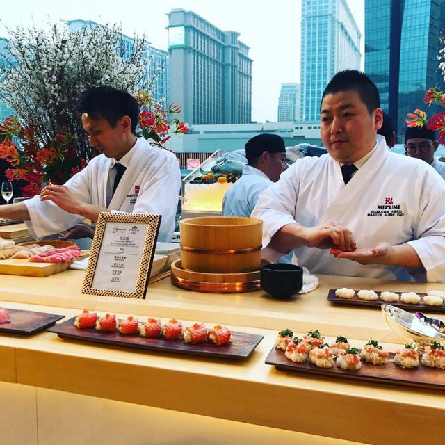 画像: アジアのベストレストラン50☆アワードinマカオ
