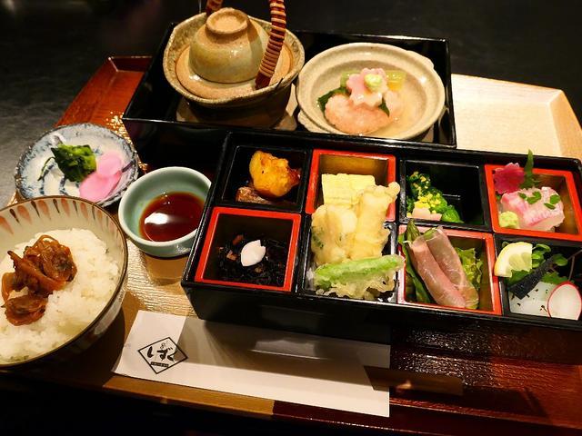 画像: 4月限定のホテルで春の風味が堪能できるお値打ちのランチ御膳! ホテルグランヴィア大阪 「なにわ食彩 しずく」