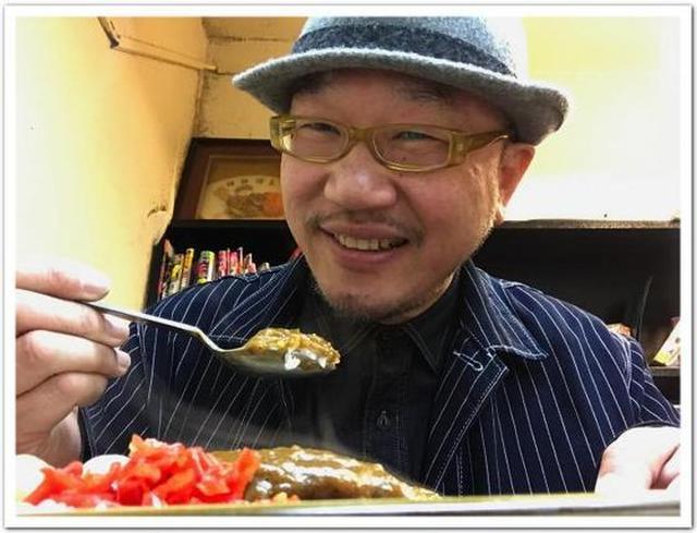 画像: カレーですよ4415(鹿児島 鹿児島中央駅 カレー&サラダの店 サフラン)今年はカツカレー100年目。