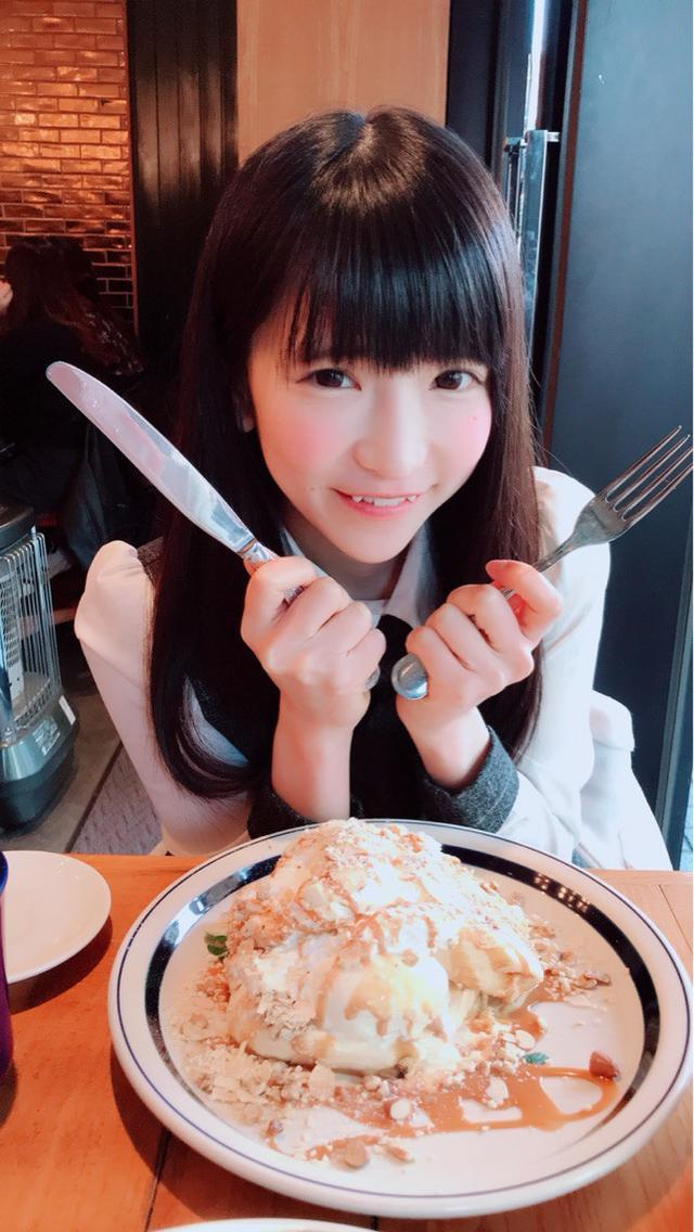 画像: パンケーキデート♡