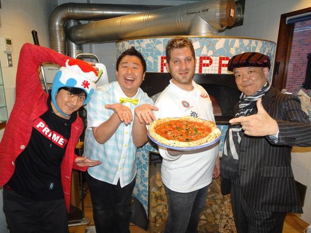 画像: 駒沢「ダ・ペッペナポリスタカ」が食べキンTVに登場