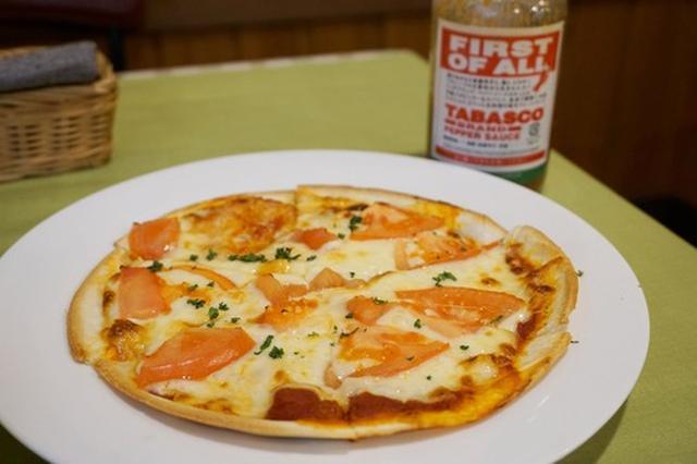 画像: 【福岡】エリアで人気の洋食店でピザ&パスタランチ♪@サンシャイン