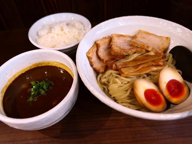 画像: グループ店同士のコラボの4月限定の裏メニューは誰でも注文できます! 寺田町 「麺屋 わっしょい」