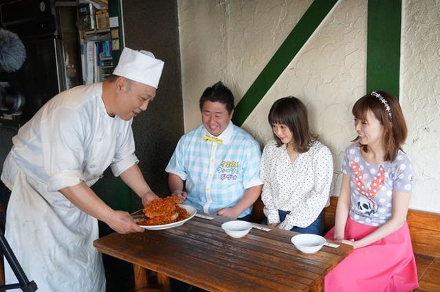 画像: YouTube動画「食べあるキングTV」~シャンウェイ~編に出演