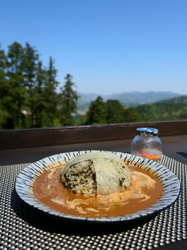 画像: 晴れた日は最高に気持ちが良い知る人ぞ知る山の上の超絶景カフェ! 豊能郡能勢町 「ほんたき 山のカフェ」