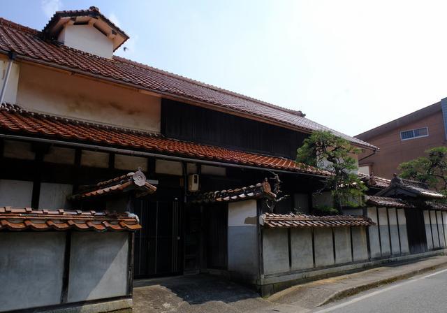 画像: 「江津 アサリハウスと江津本町の街並み」