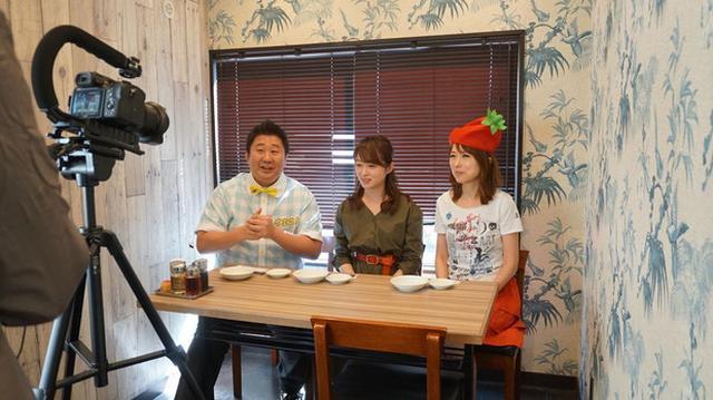 画像: YouTube動画「食べあるキングTV」~ジャンボ餃子 開楽@池袋~編に出演