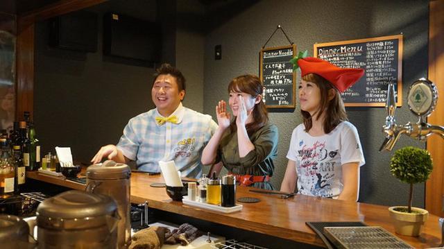 画像: YouTube動画「食べあるキングTV」~麺屋 KEMURI@池袋~編に出演