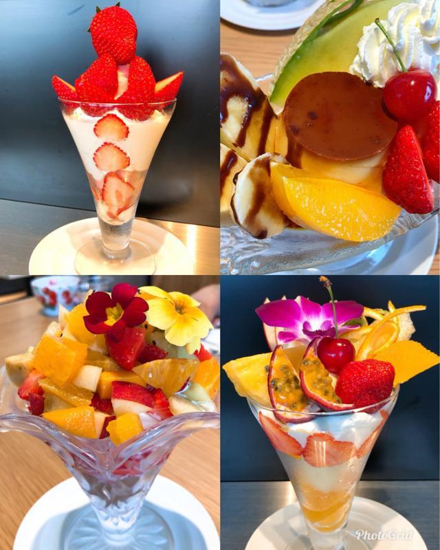 画像: 横浜 桜木町駅すぐ「MIZUNOBU フルーツパーラーラボ」パフェもフルーツサンドも!