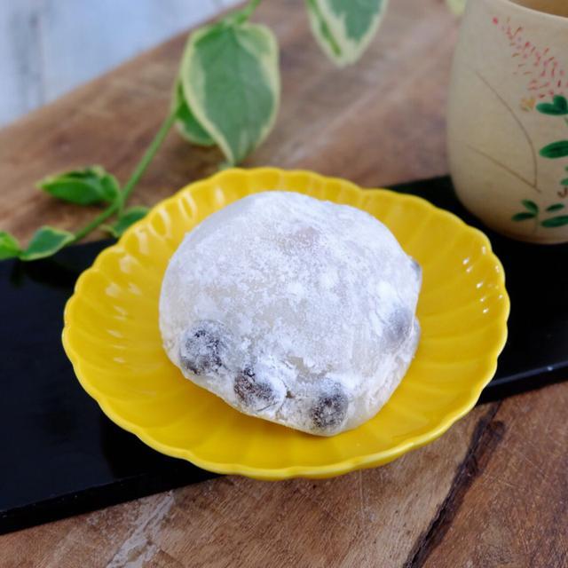 画像: セブンイレブン・北海道十勝産小豆使用塩豆大福
