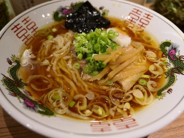 画像: スープも麺もお米も鰹節も・・・全てにこだわった芦田氏の新店がオープンしました! 大阪駅前第2ビル 「ラーメン・めし 芦田屋」