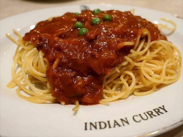 画像: インデアンカレーに行ってインデアンカレーを食べませんでした(^^; 堂島アバンザ 「インデアンカレー アバンザ店」
