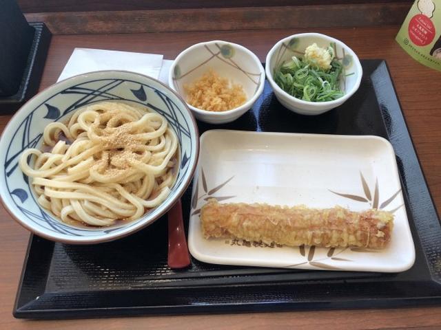 画像: ごはんめも、丸亀製麺