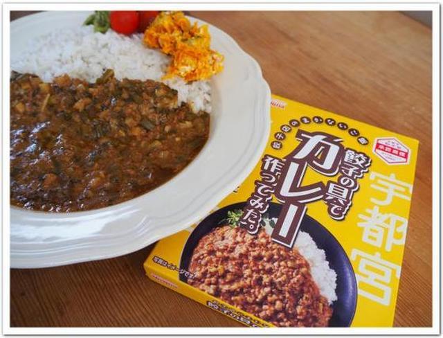 画像: カレーですよ4241(レトルト 宮島醤油「餃子店のまかないご飯 餃子の具でカレー作ってみた。」)思い出。