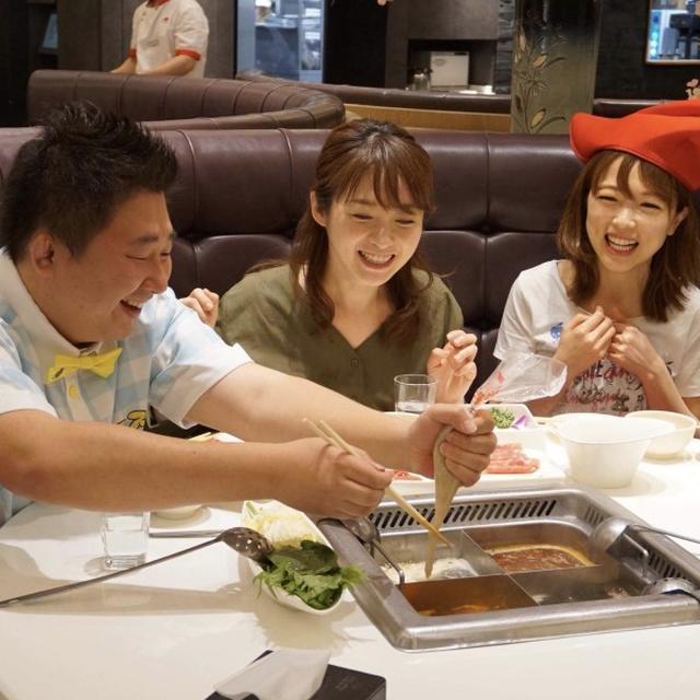 画像: 【動画】海底撈火鍋(池袋 / 4色火鍋・カンフー麺)