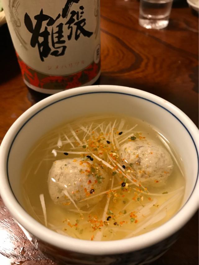 画像: 〆張鶴しかない魚のお店 東麻布の魚亀さん