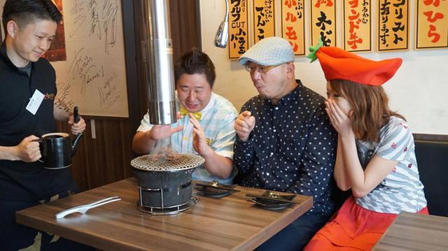 画像: YouTube動画「食べあるキングTV」~焼肉ウルフ@神田~編に出演