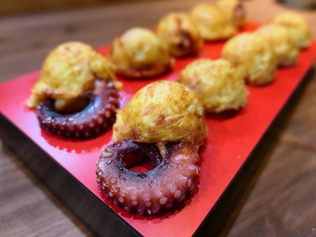 画像: 鮮度抜群の蛸料理専門店の3号店は落ち着いた空間で絶品の明石焼きがいただけます! 福島区 「多幸屋3組」
