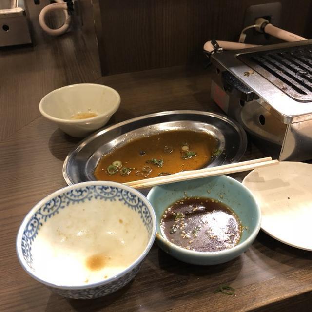 画像: 焼肉あたご(虎ノ門 / ひとり焼肉)