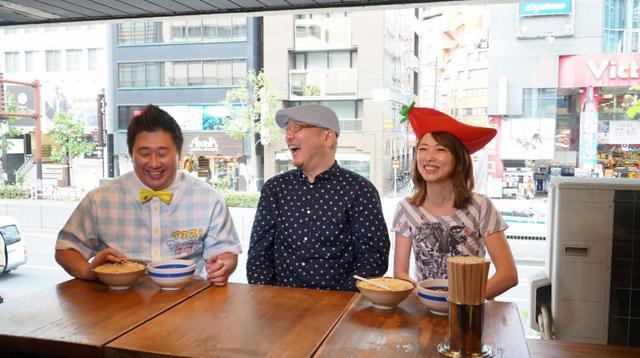 画像: YouTube動画「食べあるキングTV」~ お茶の水、大勝軒@神田~編に出演