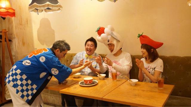 画像: YouTube動画「食べあるキングTV」~頂鯛(いただきたい)編~@大阪