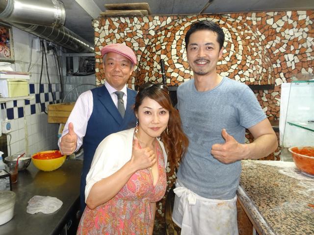 画像: 世界一のピッツァ職人が作るピッツァに包まれたパスタとは!!