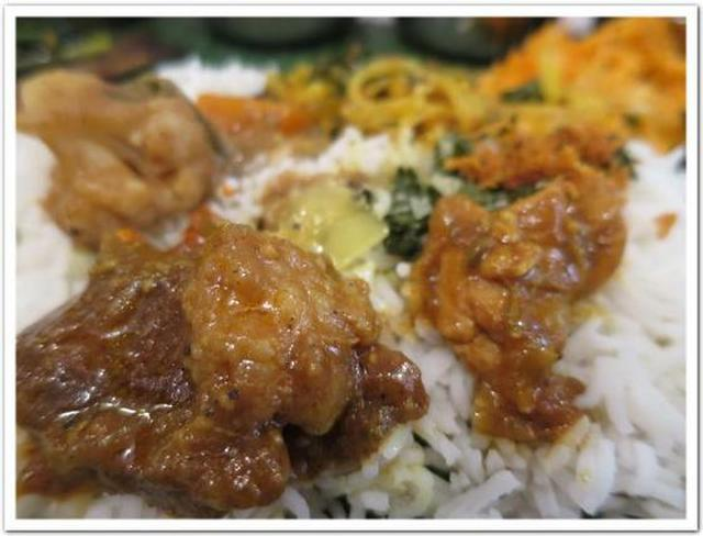 画像: カレーですよ4247(飯田橋 カリービト)「アハサ食堂×カリービト 辛いうまい辛いうまい∞ループコラボイベント」参加。