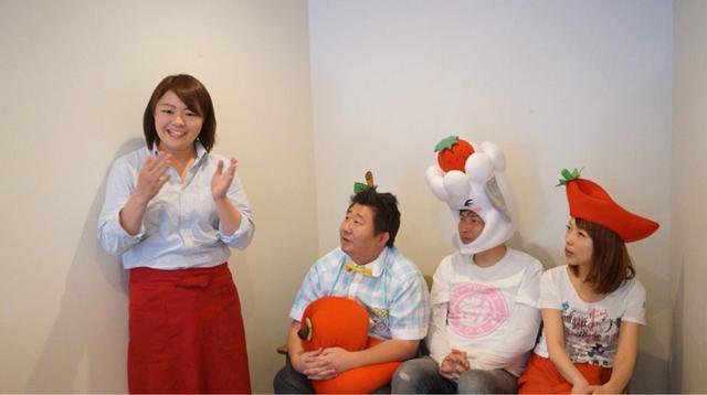 画像: YouTube動画「食べあるキングTV」~elicafe(エリカフェ)編~@大阪