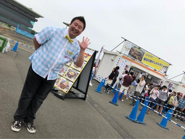 画像: 6/2.3は「安田記念」で!野外グルメイベント「グルメキングム」開催中!府中競馬場