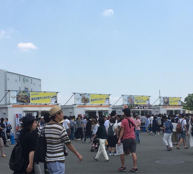 画像: 日本ダービー・安田記念2018の会場グルメ「グルメキングダム in 東京競馬場」無事終了
