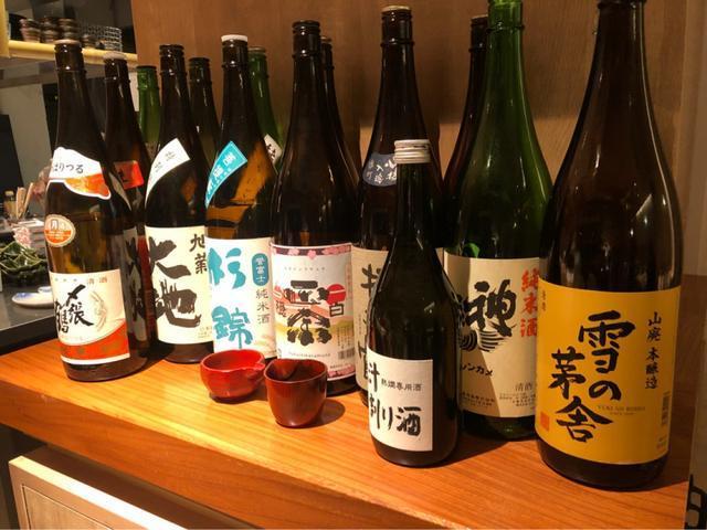 画像: 6/6 恵比寿に開店!「酒 秀治郎」〜こだわり日本酒と和食のお店