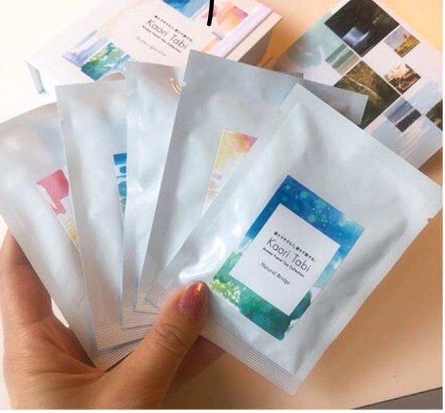 画像: ippin 掲載!新発売「A Iで夏リゾートとお茶の香りをセレクトしたハーブティー